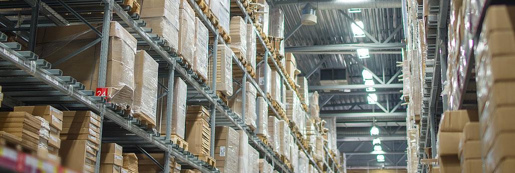 A Hub For Distribution And Transportation Logistics
