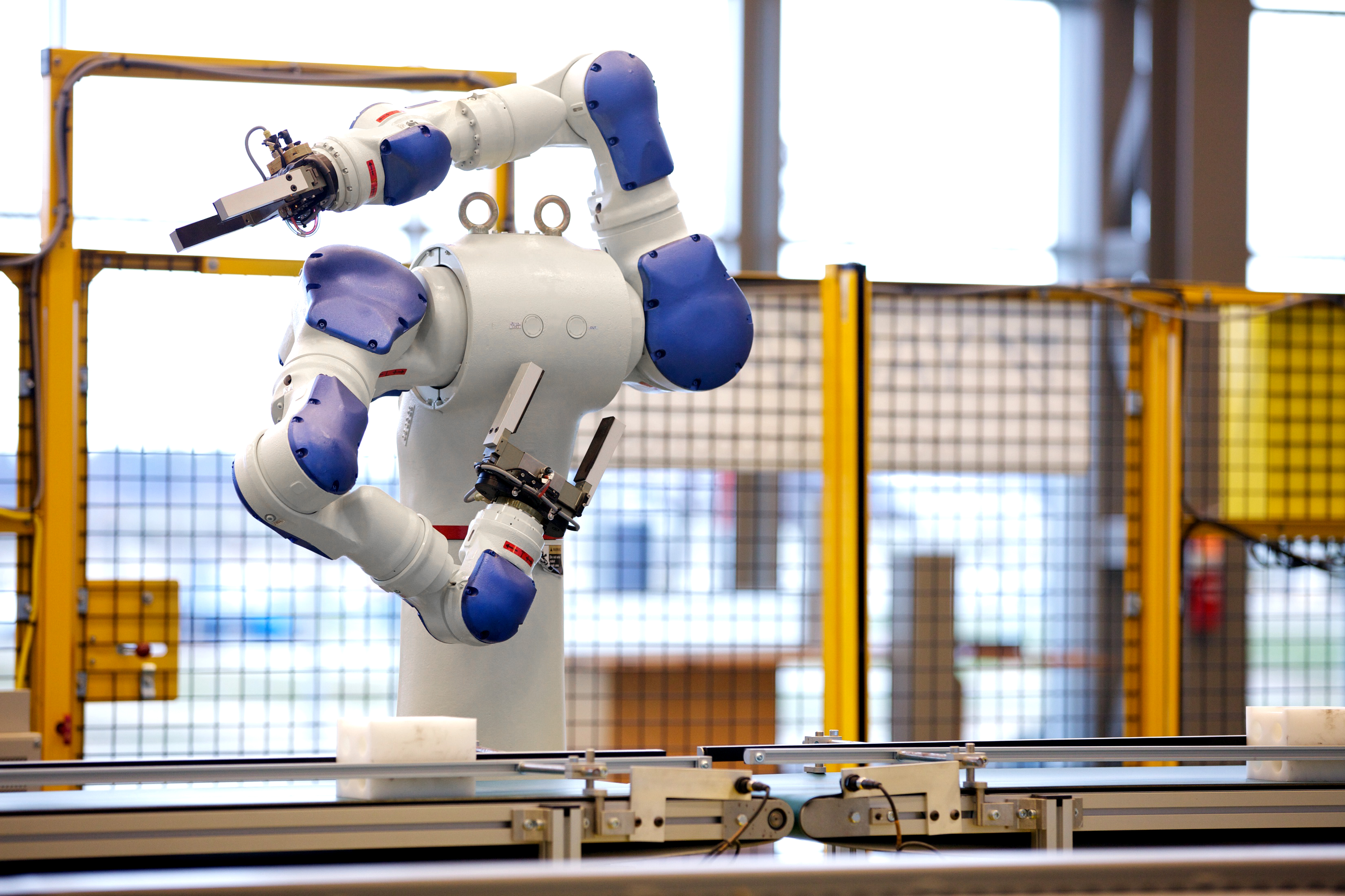 New Age Robotic Industry