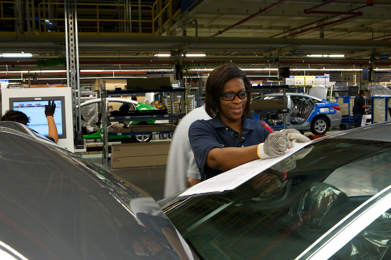 Hyundai Manufacturing Plant In Alabama Sets Records As