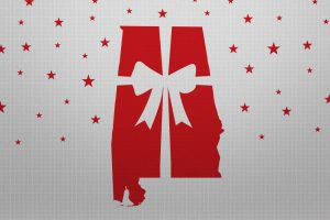 Made In Alabama gift guide graphic