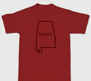 Made In Alabama shirt