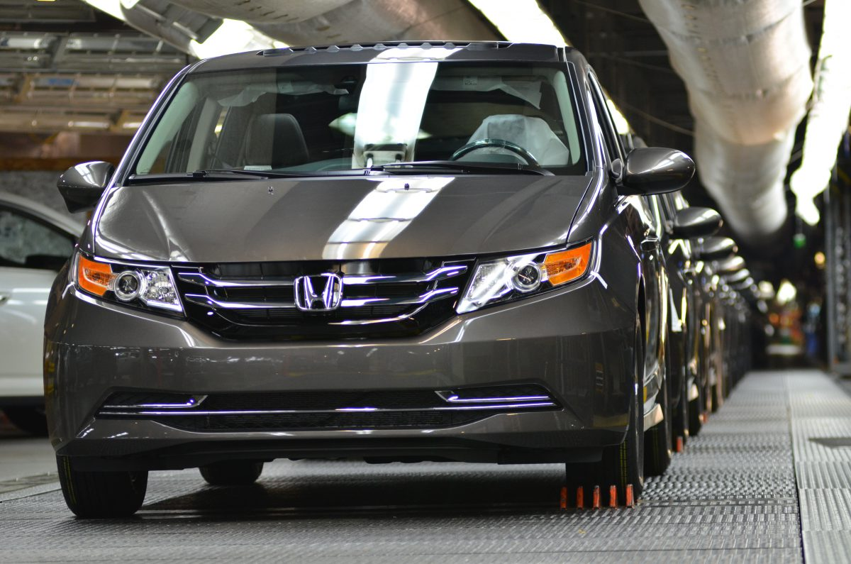 Honda Alabama economic impact: $6.8 billion in 2014 | Made in Alabama: Alabama Department of ...