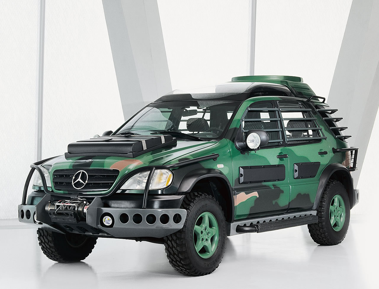 Alabama Made Mercedes Benz Gle Coup 233 To Battle Jurassic