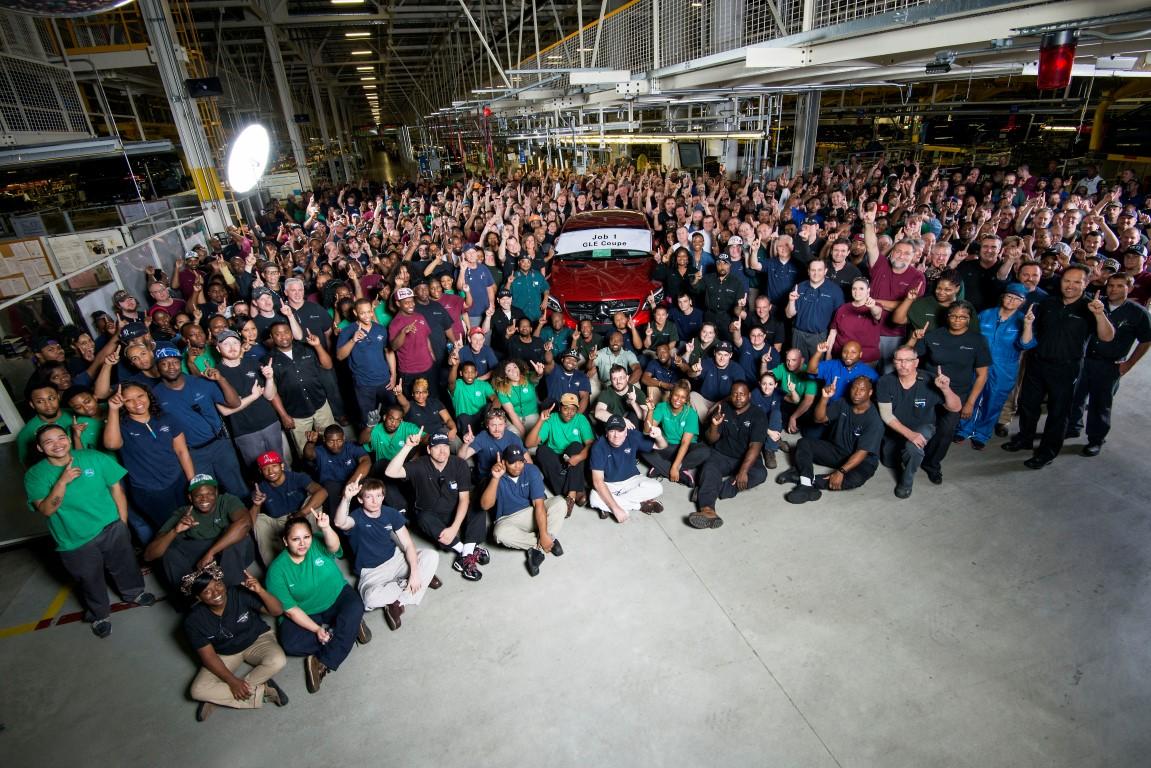 Mercedes To Invest 1 3 Billion In Alabama Plant For Next Gen Suvs