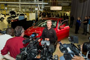 39 job 1 39 marks gle coup launch at mercedes alabama plant for Mercedes benz jobs alabama