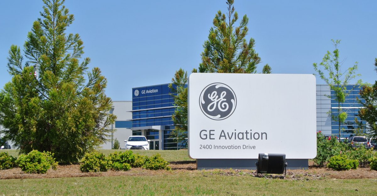 Game Changing Ge Aviation Technology Comes To Life In
