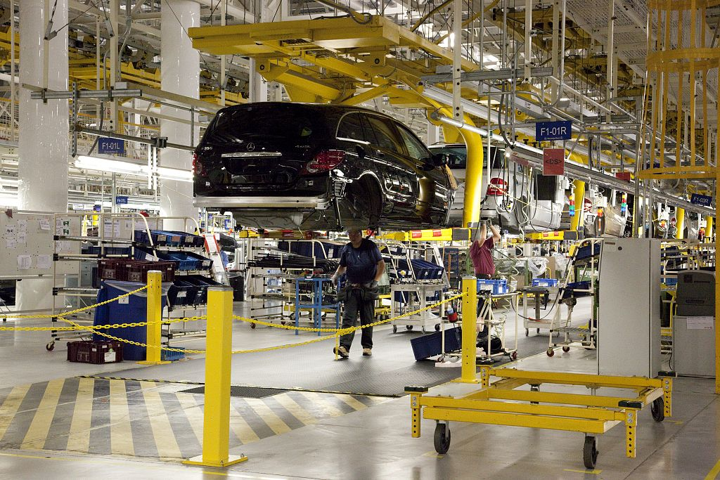 mercedes supplier smp to open 150 million alabama