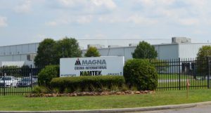 Kamtek will invest $530 million to expand its Alabama auto parts manufacturing facility.