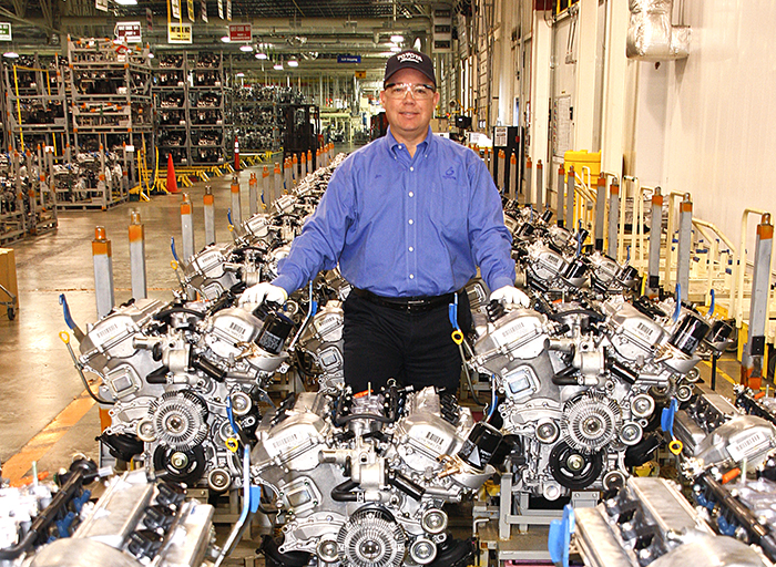 Toyota Huntsville Al >> Toyota Alabama Engine Plant Marks 15 Years Of Growth Made In
