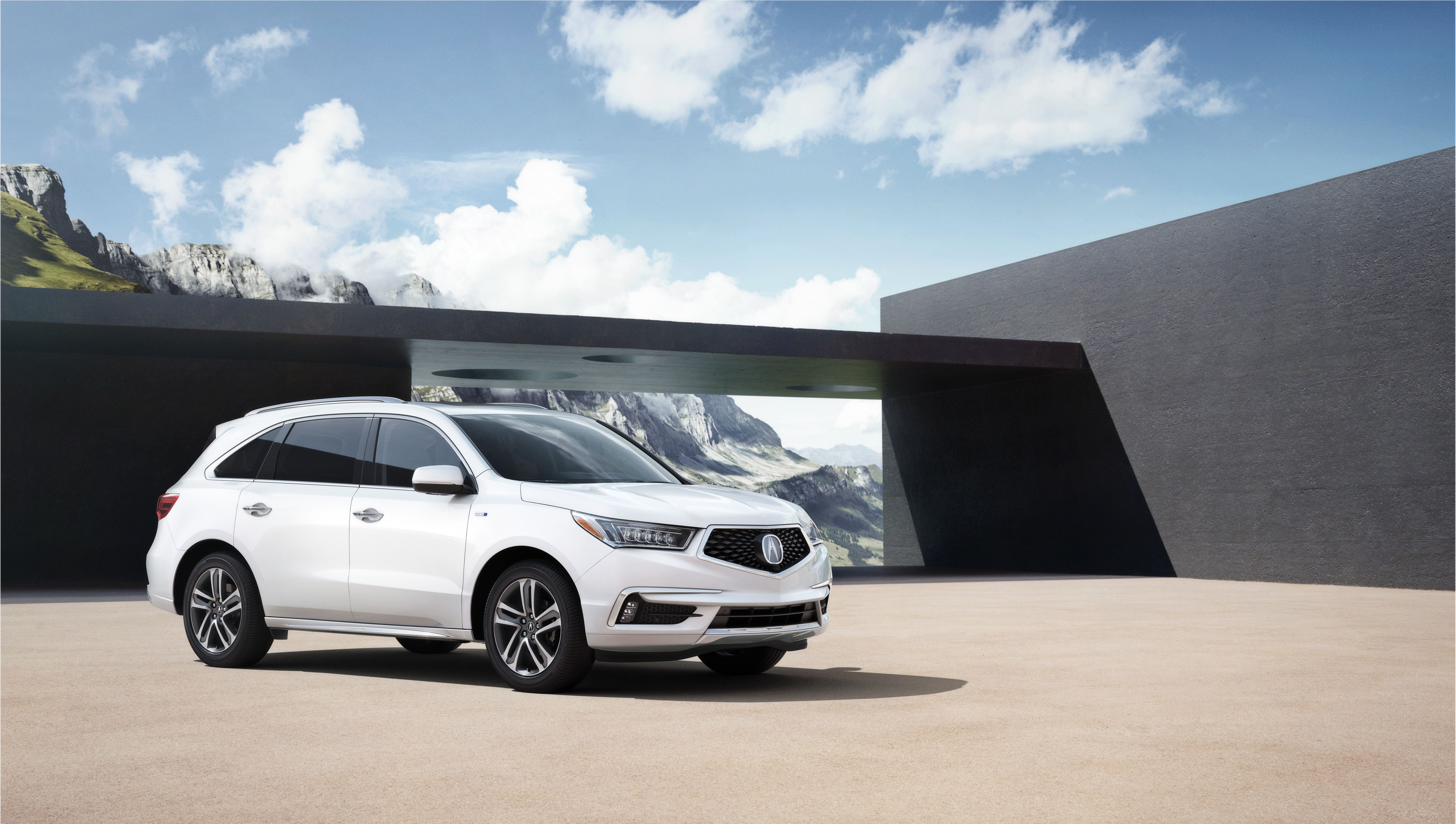 Honda Debuts Redesigned Alabama Made Acura Mdx