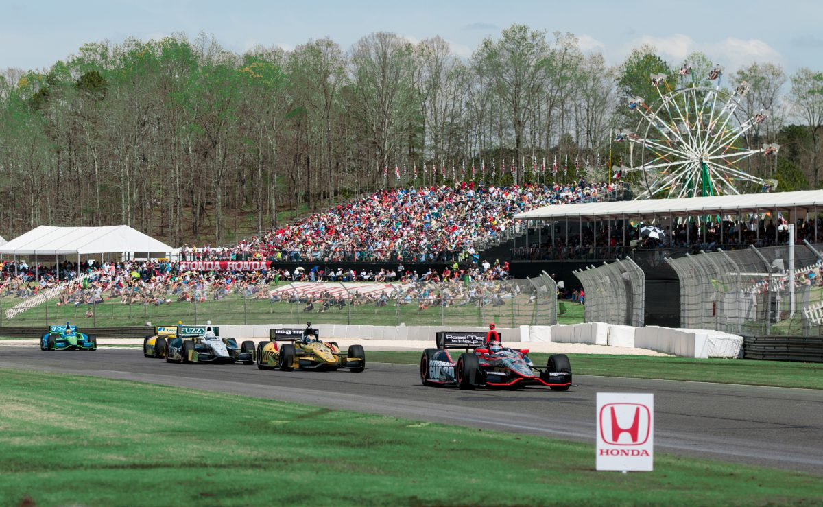 Barber Motorsports Park >> World Famous Barber Motorsports Park Gears Up For Indy Races