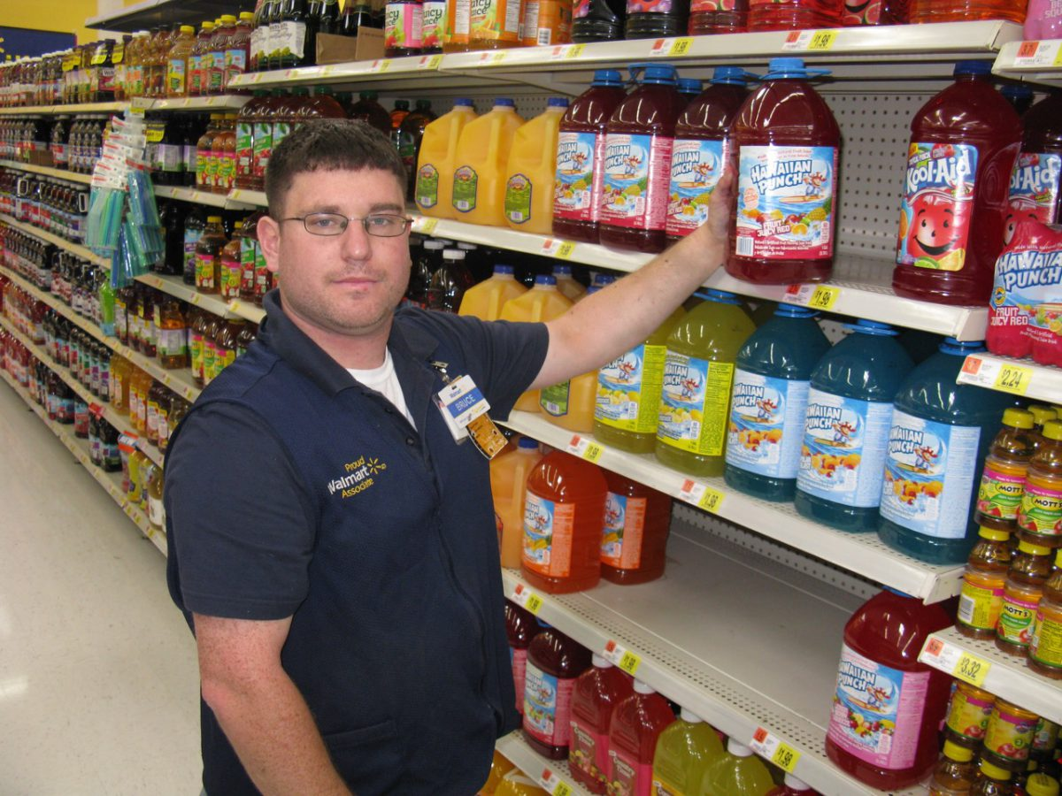walmart alabama veteran hires top 3900 in welcome home program made in alabama alabama department of commerce - Walmart Overnight Jobs