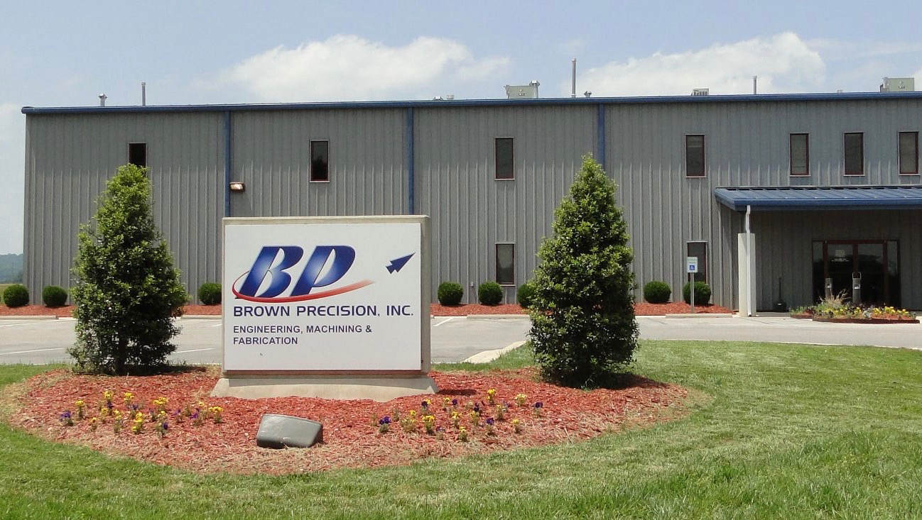 Brown Precision Expands Alabama Presence With 7m Project