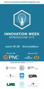 Innovation Week 2016 Banner