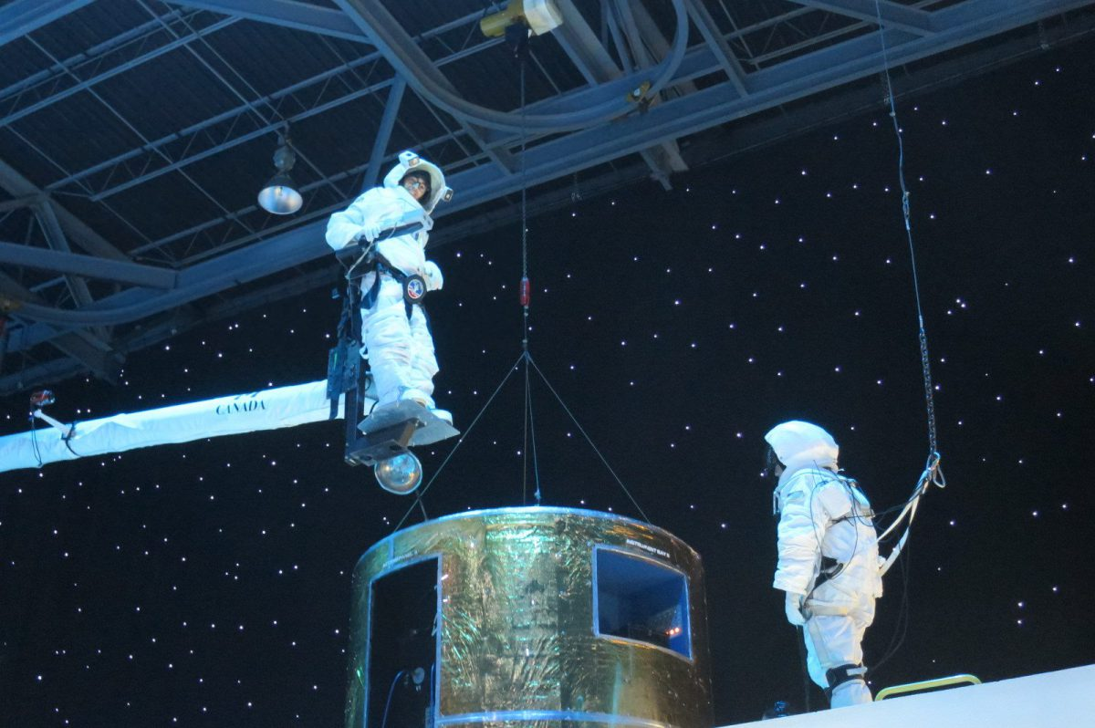 Kids from Morocco, Algeria learn astronaut skills at Space ...