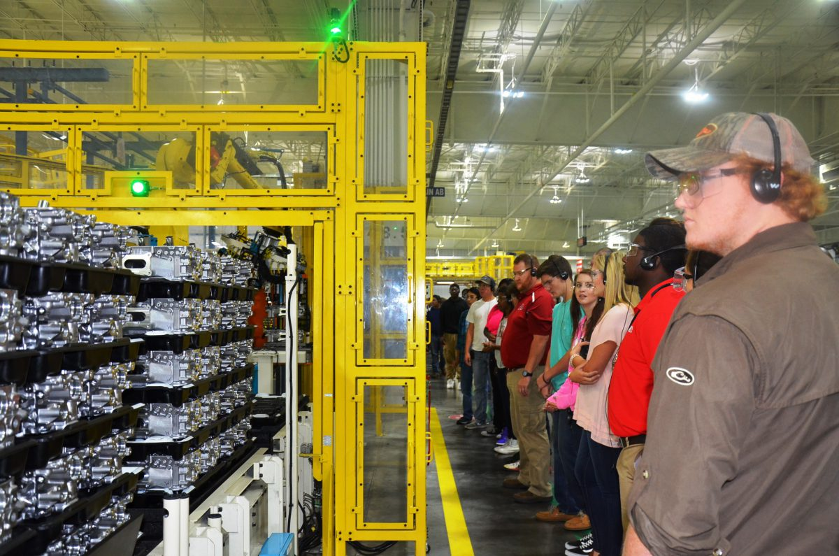 Honda Alabama Hosts Students For National Manufacturing Day | Made In  Alabama: Alabama Department Of Commerce