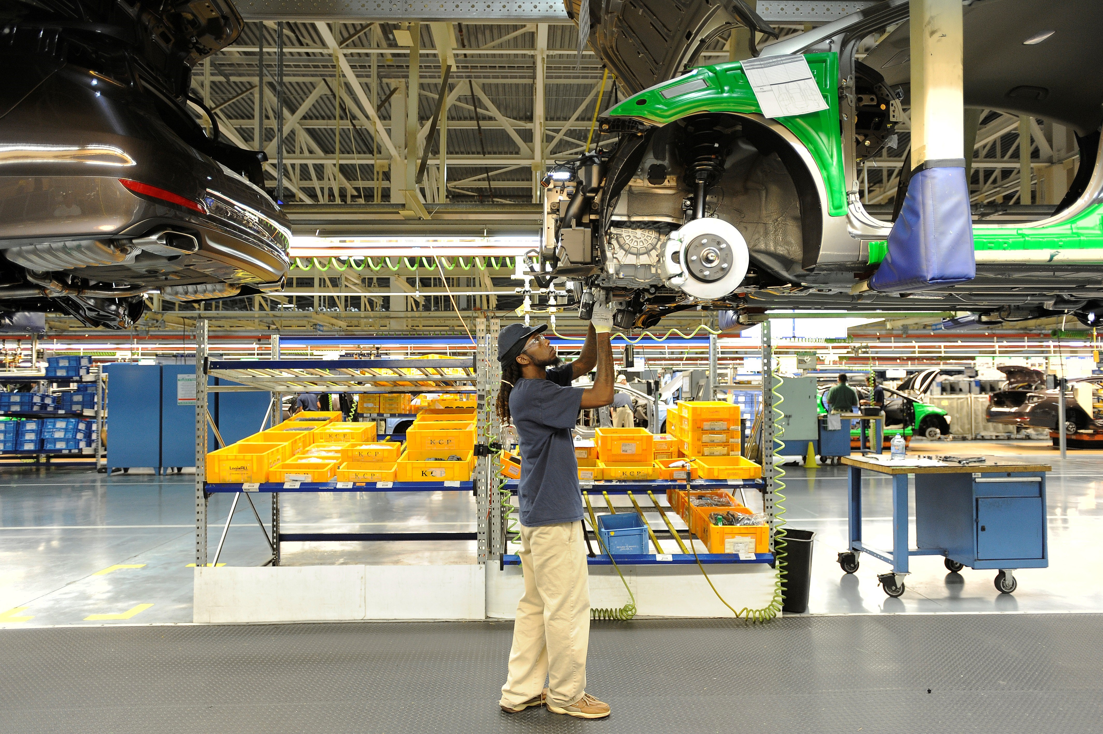 Alabama Auto Sector Primed For Growth With 1b In New