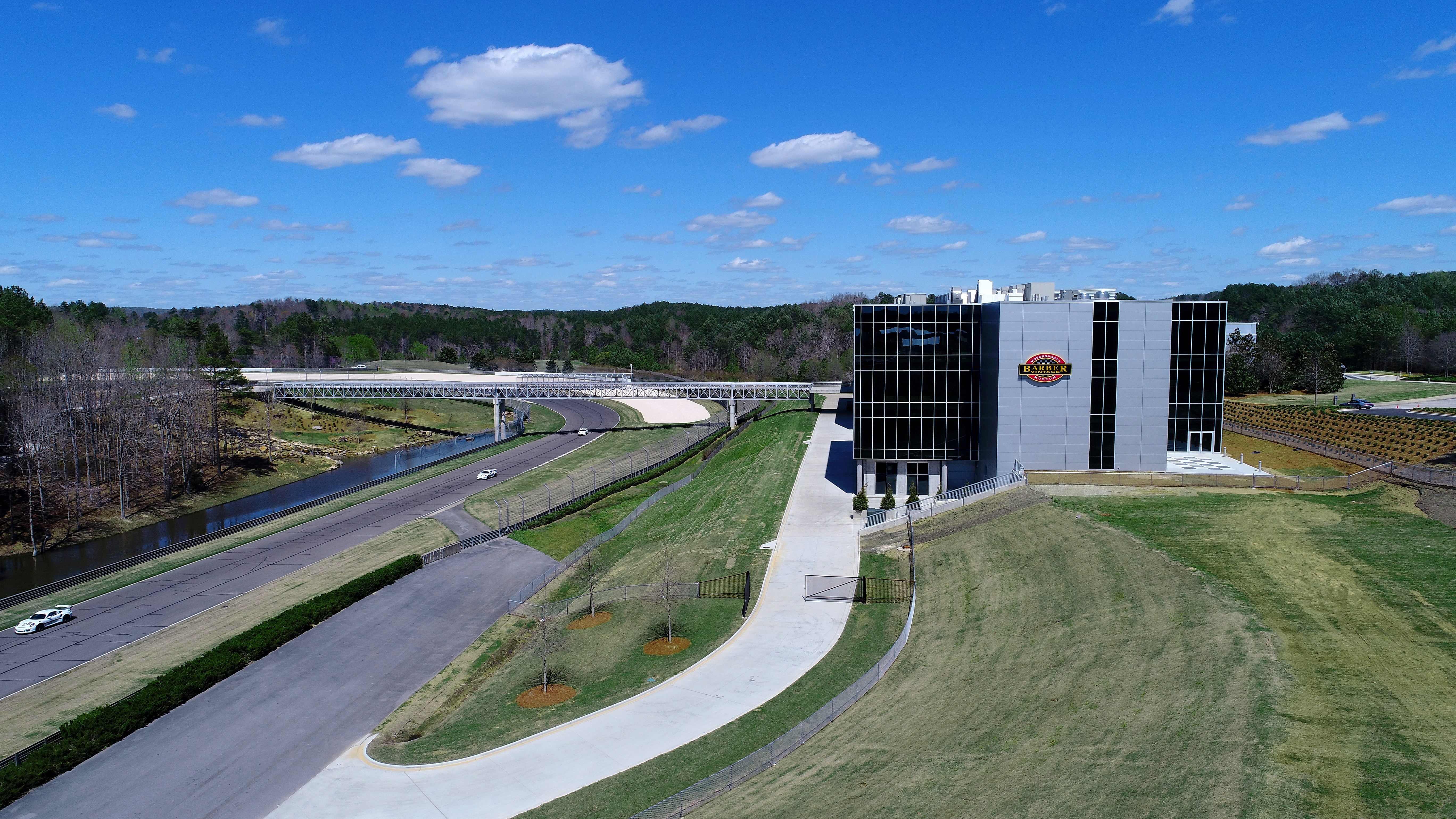 honda racetrack job fair inspires workers of the future the barber vintage motorsports museum houses the world s largest collection of motorcycles it recently underwent an expansion