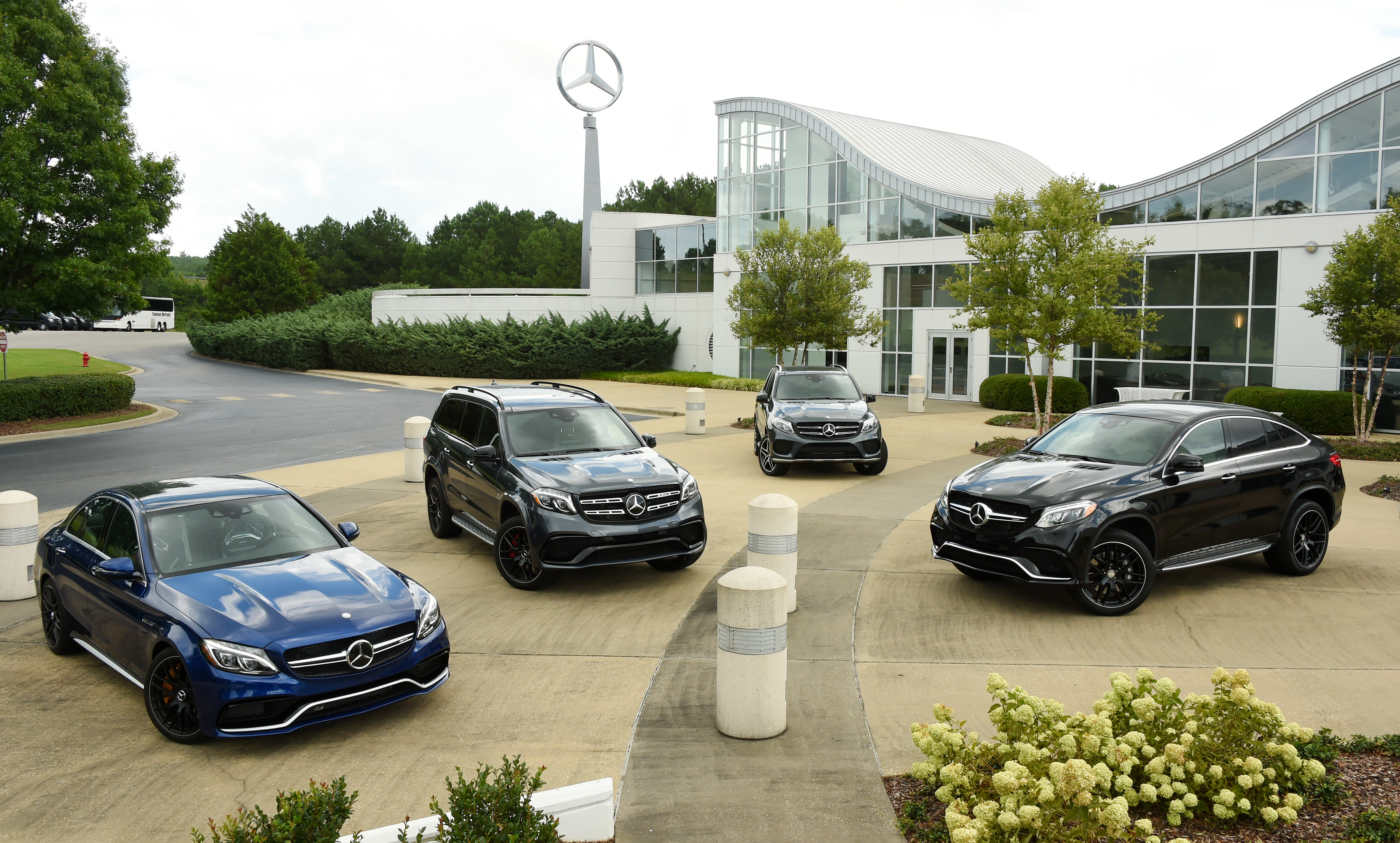 Alabama exports set new annual record in 2017 topping 21 for Mercedes benz in alabama
