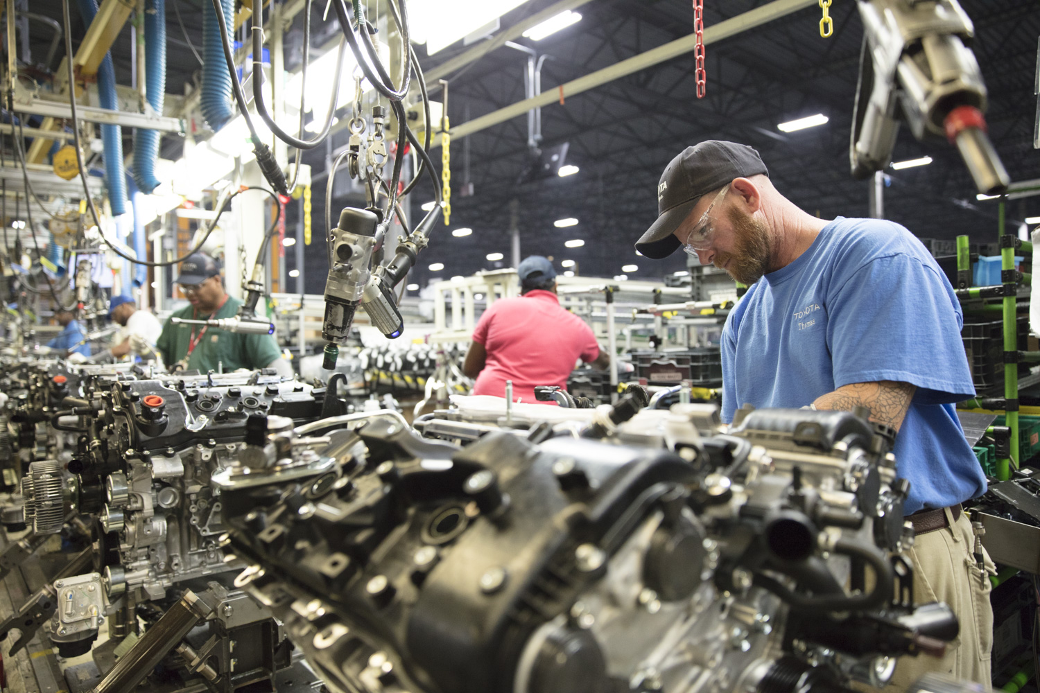 Job Training Programs Fuel Growth Of Alabama Auto Industry
