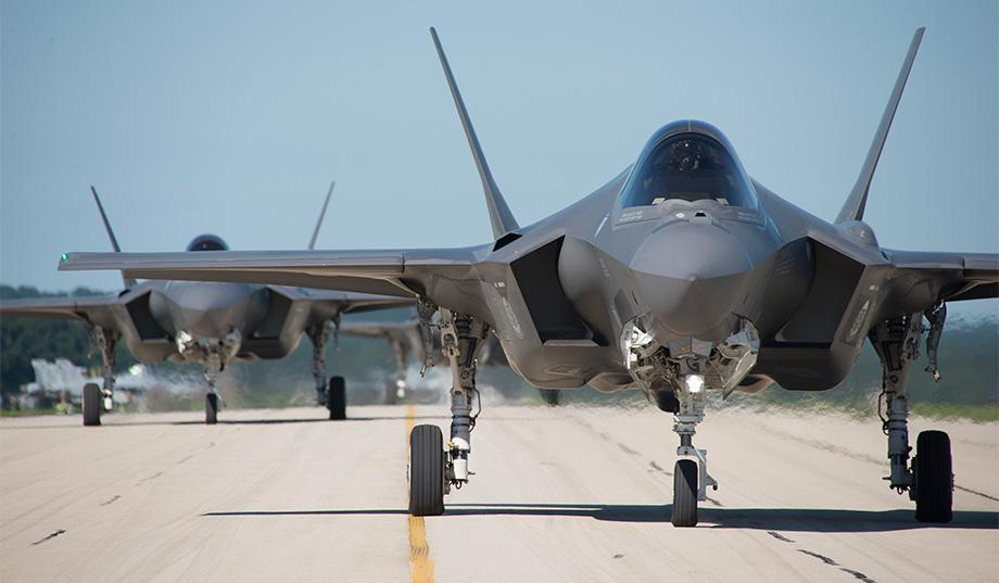 Air Force selects 187th Fighter Wing for F-35 jet program