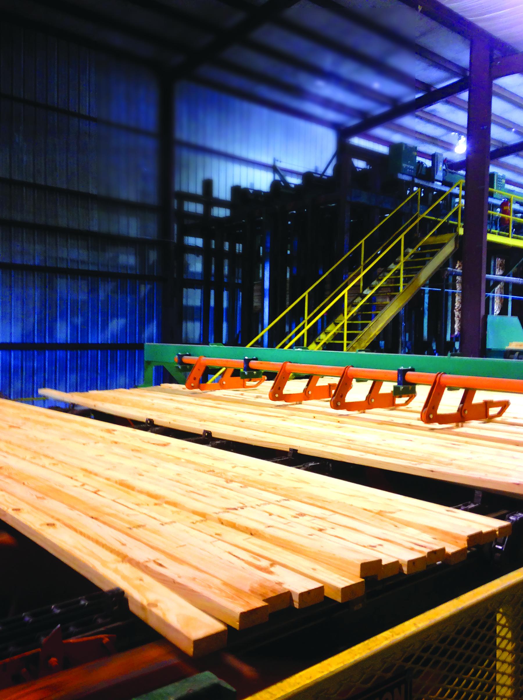 New Alabama lumber manufacturing facility will create 110 jobs