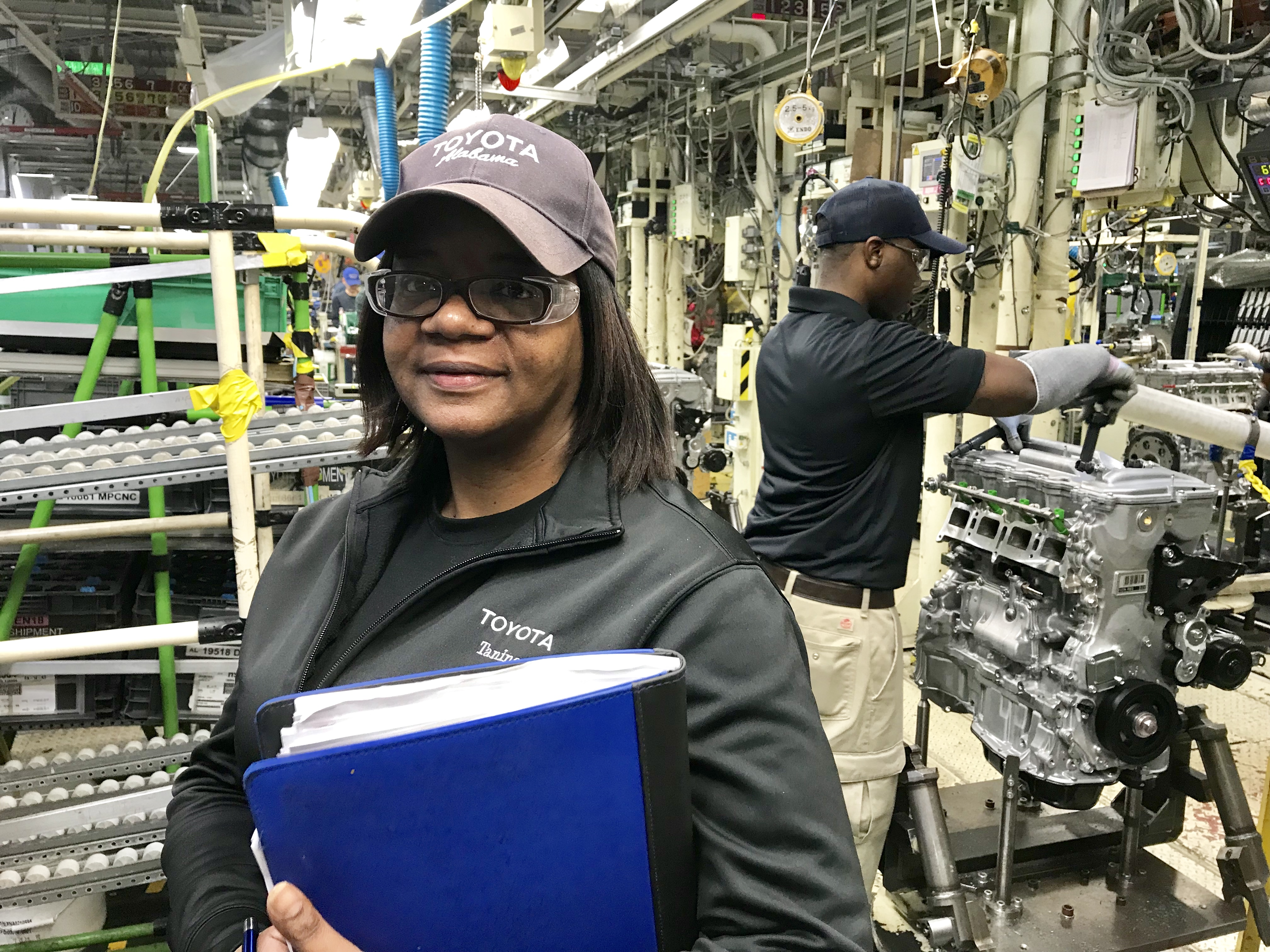 Industry Growth Spurt Drives Opportunities For Alabama Auto