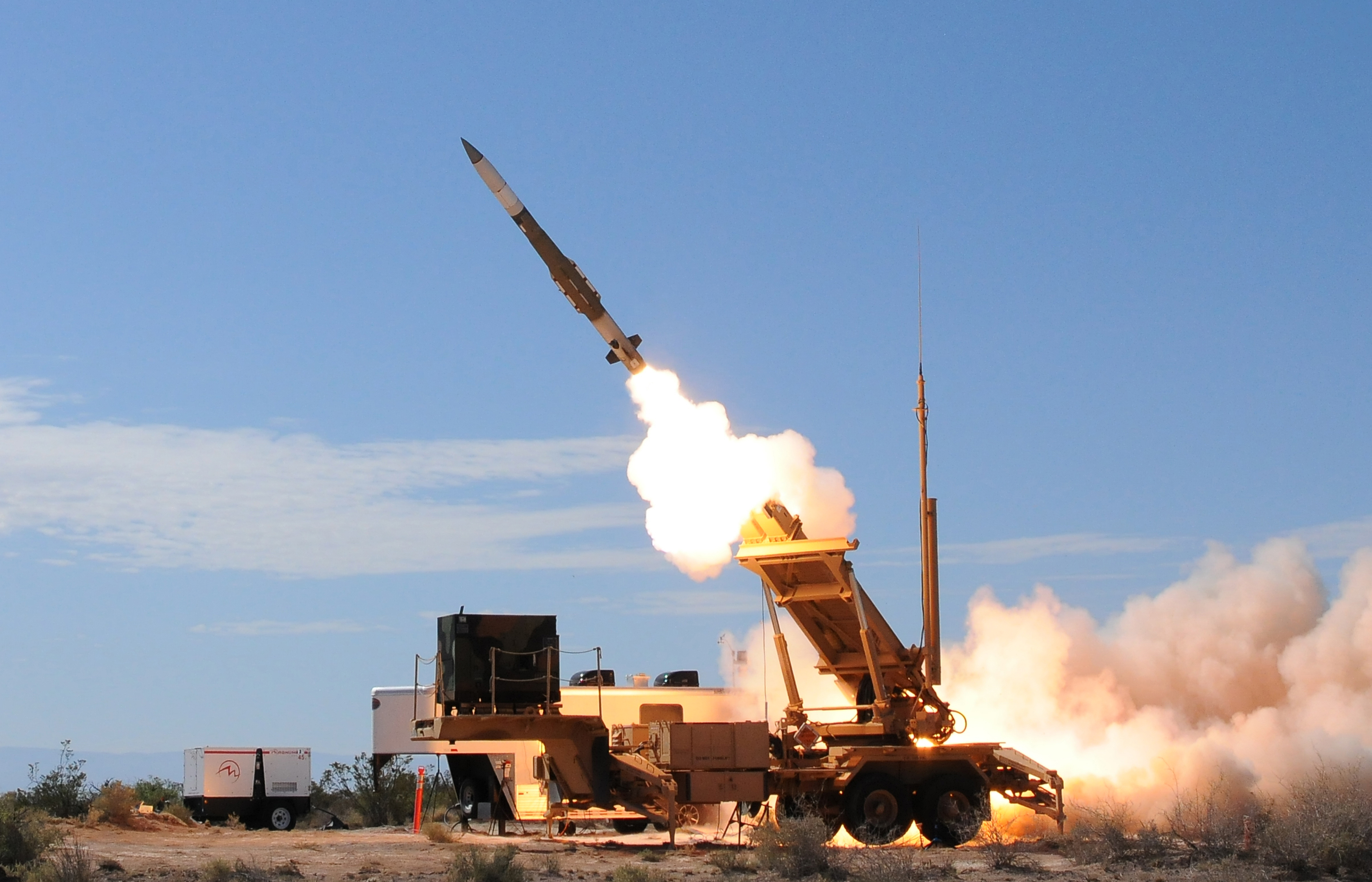 Boeing expands Alabama PAC-3 missile seeker facility