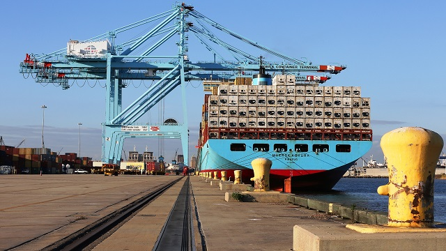 Port of Mobile taps partners to develop $60M auto export