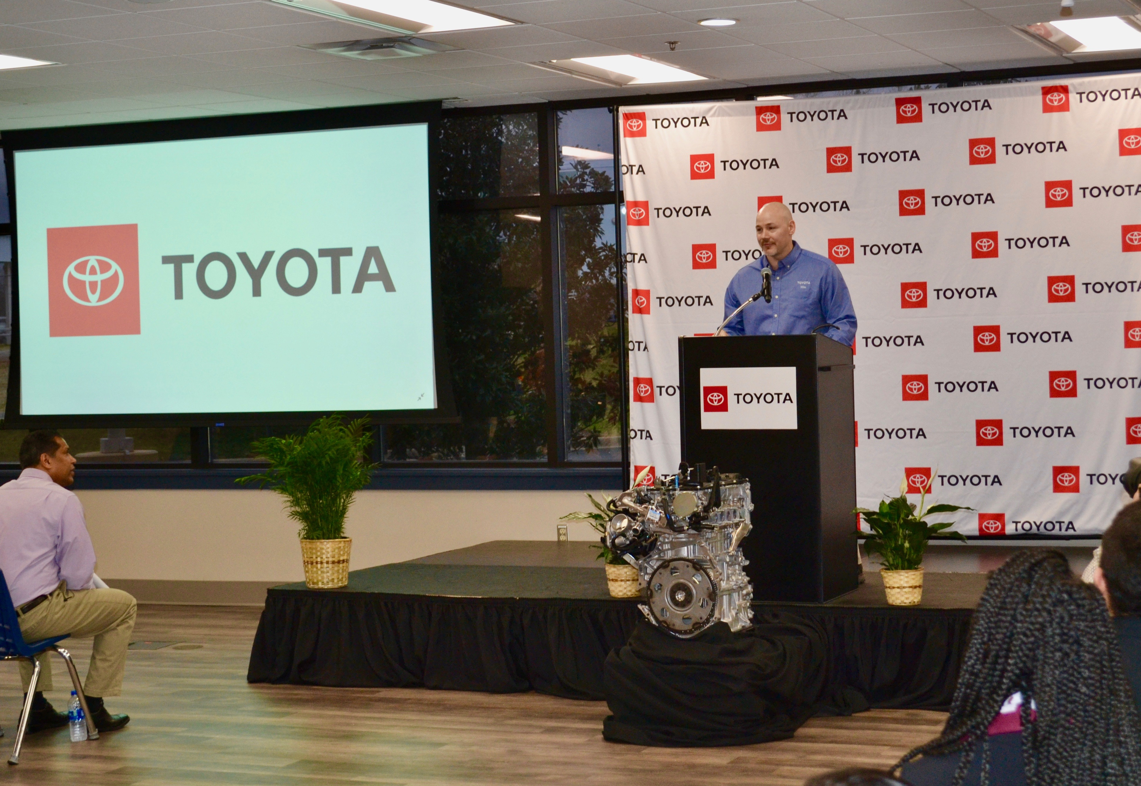 Toyota To Add 450 Workers With 288m Alabama Engine Plant