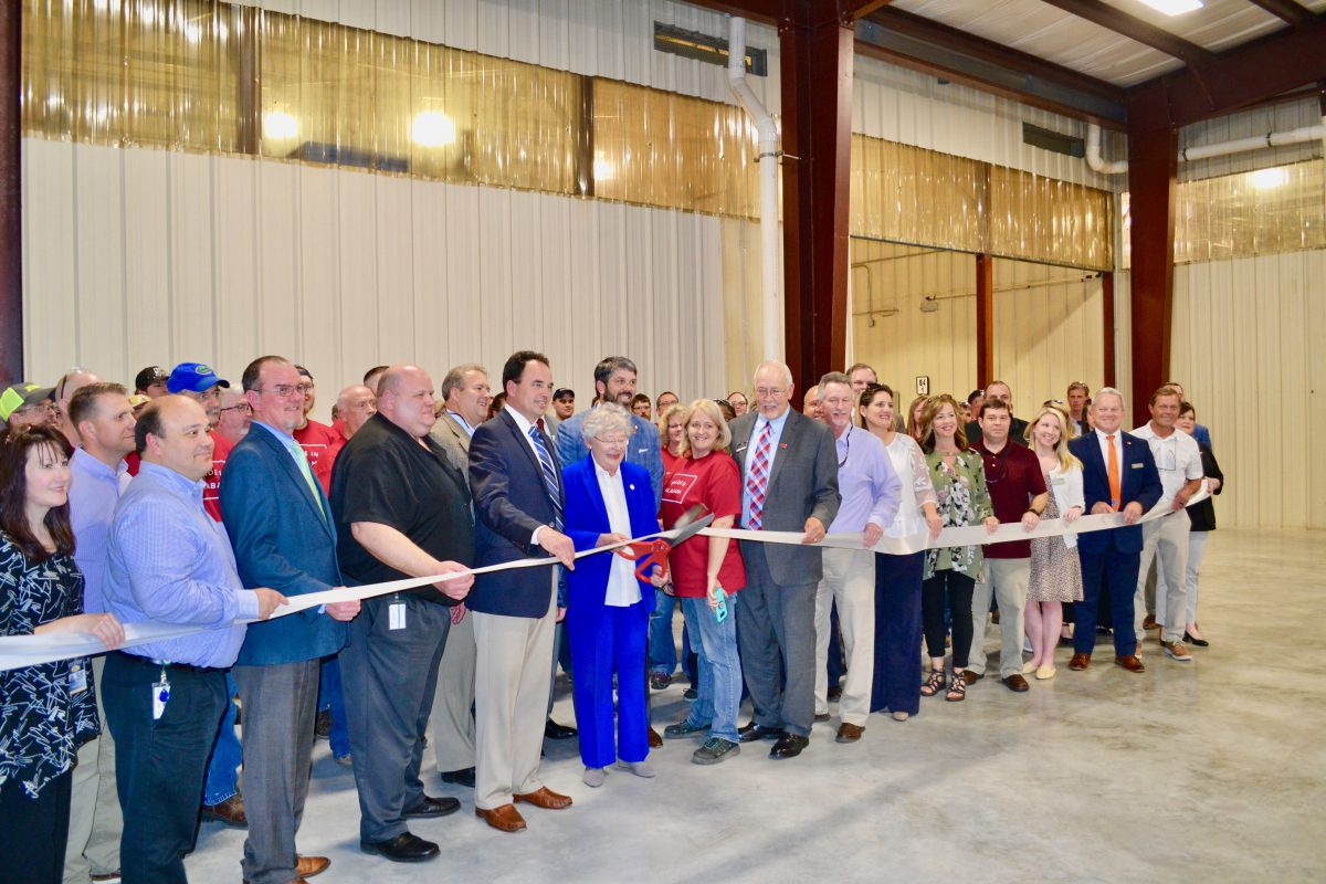 Ag equipment maker AGCO expands in Alabama with 50 jobs at new line