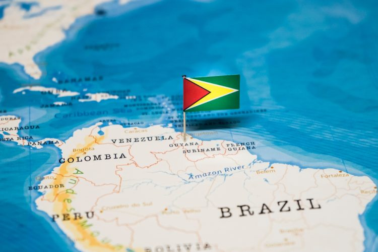 Alabama firms sign pact to team on projects in South America's Guyana