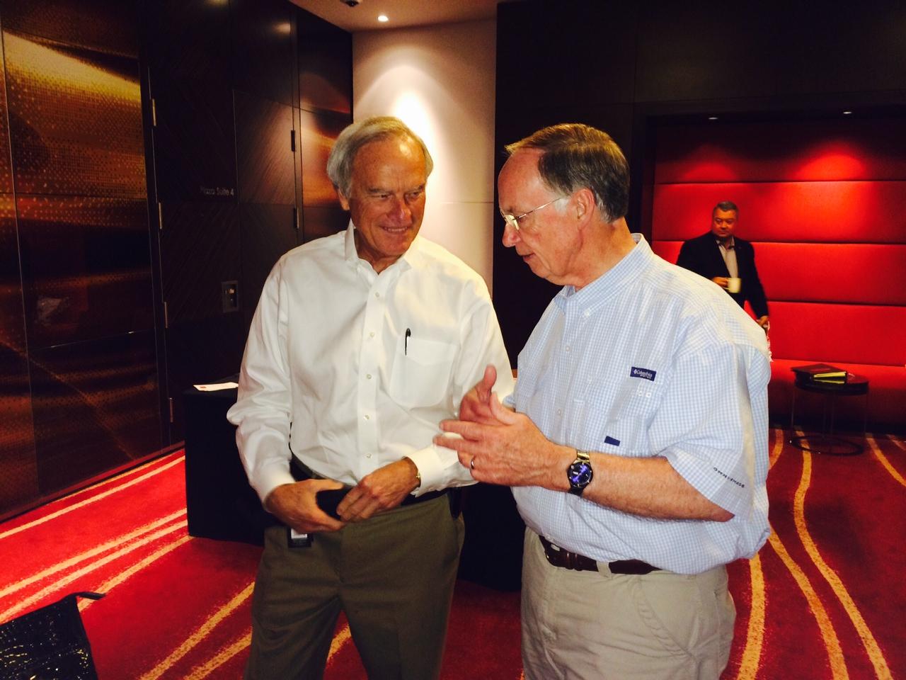 Greg Canfield Team To Showcase Alabama At Farnborough Air