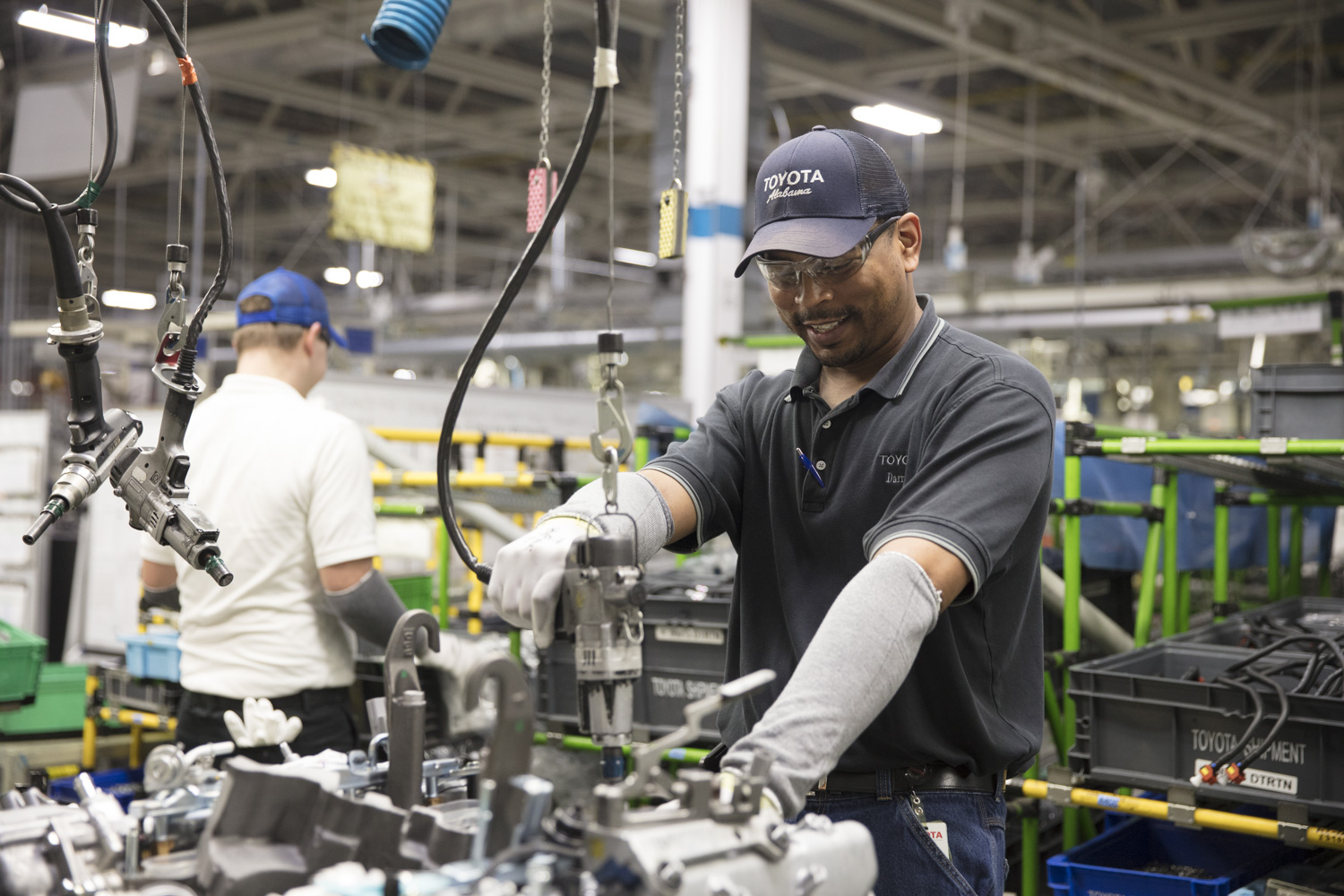 toyota to invest 106m in alabama engine plant add 50 jobs